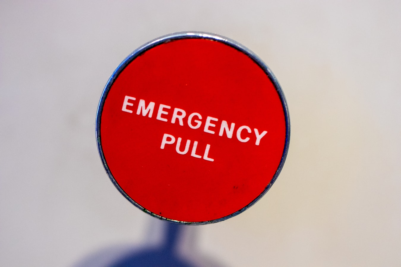 Image of an emergency pull cord.