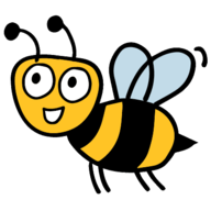 Image of the CommuniBee mascot.