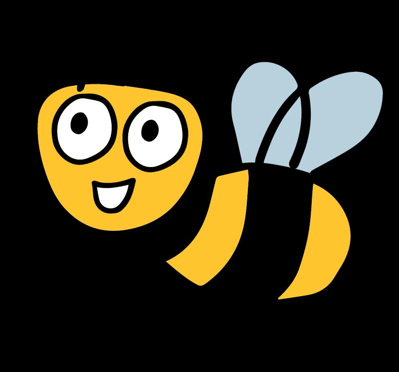 CommuniBee's mascot.